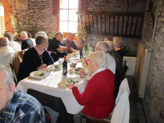 Restaurant St Heand